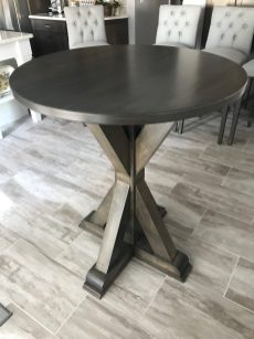 Soft Maple High Top Table