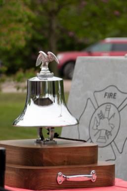 Ceremonial Fire Dept. Bell