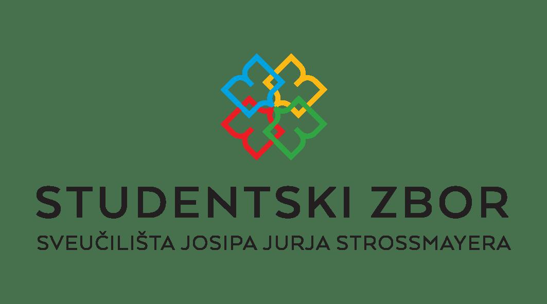 Slikovni rezultat za studentski zbor sveučilišta logo
