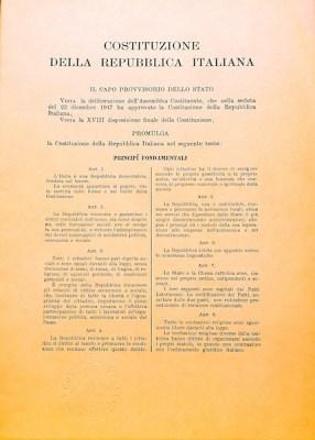 Costituzione b gr