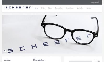 Suchmaschinenoptimierung & Adwords für Optiker