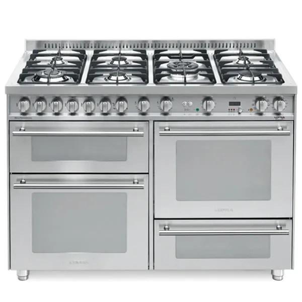 Cucina Triplo Forno Elettrico Lofra P126SMFEMF2CI