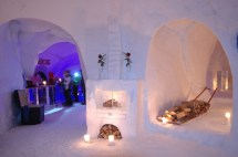 Inside Igloo Houses