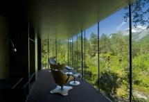 Juvet Landscape Hotel Gaia Skirt