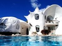 The Shell House - Casa Caracol