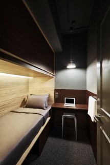Pod - Boutique Capsule Hotel In Singapore