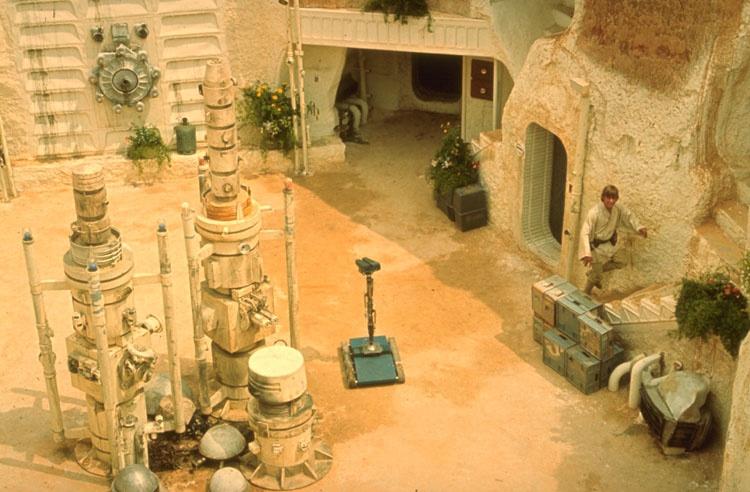 Hotel Sidi Driss Star Wars