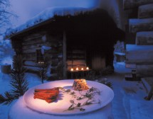 Finland Glass Igloo Hotel