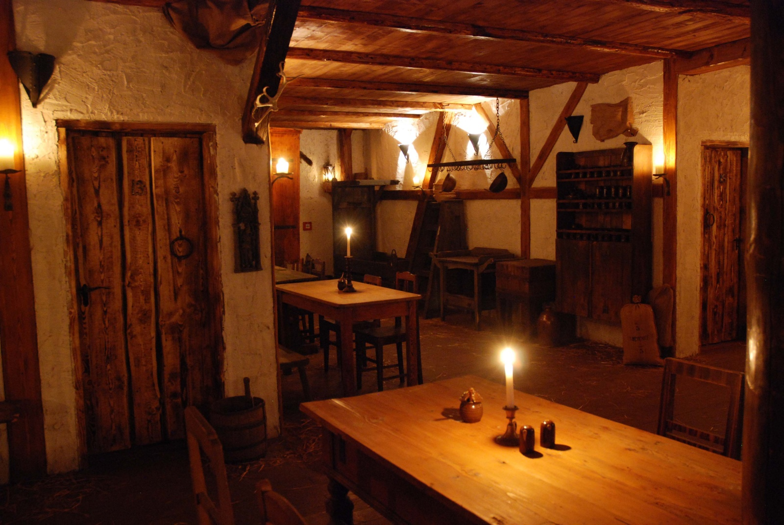 Medieval Hotel Dtenice