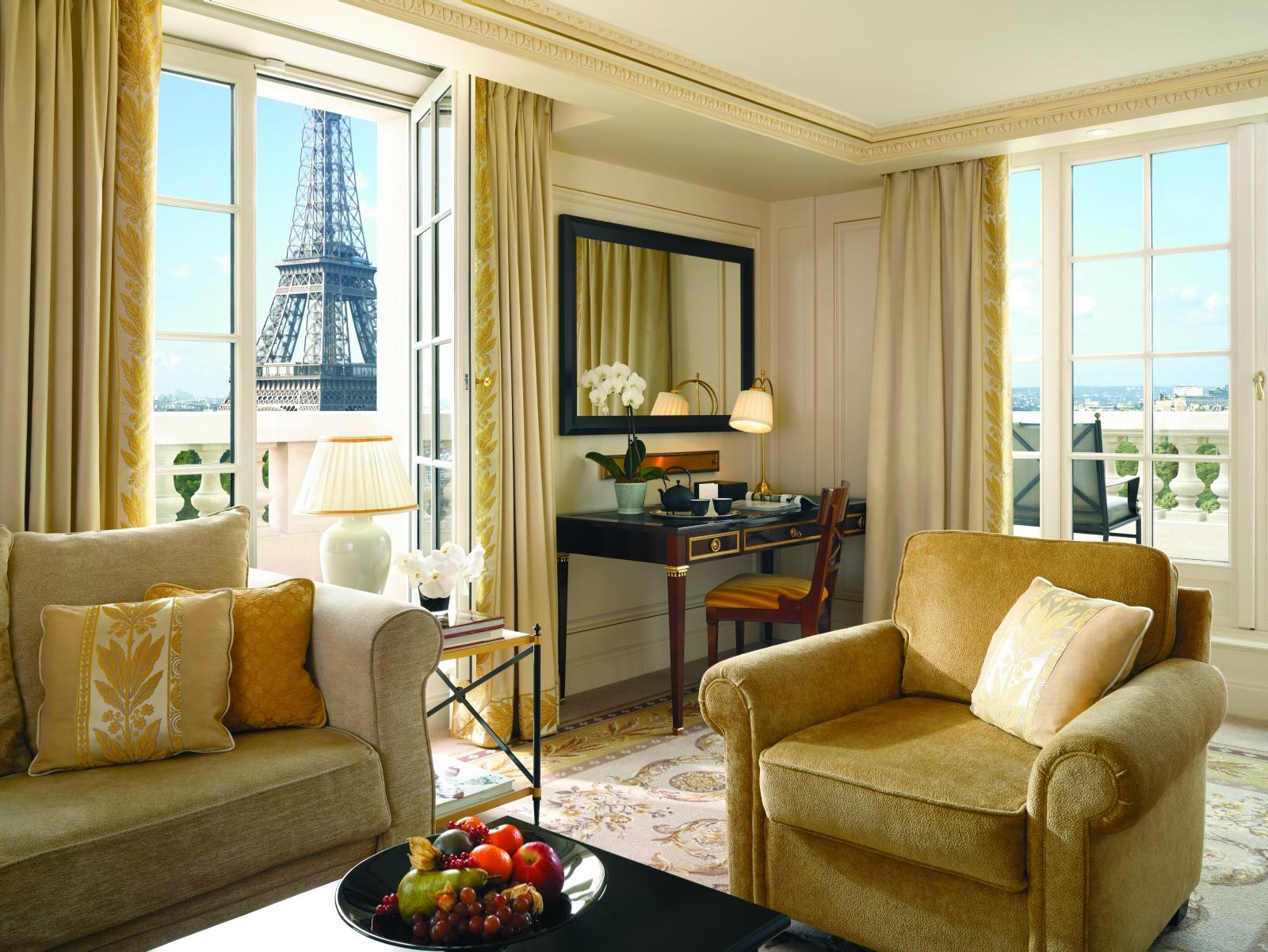 ShangriLa Hotel Paris
