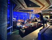 Grand Hyatt Shanghai - Of Highest Hotel In World