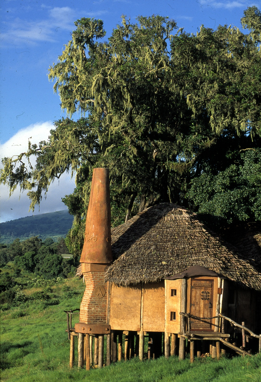 andBeyond Ngorongoro Crater Lodge  Pristine wilderness safari and luxury
