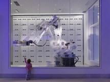Robot Yotel Hotel New York