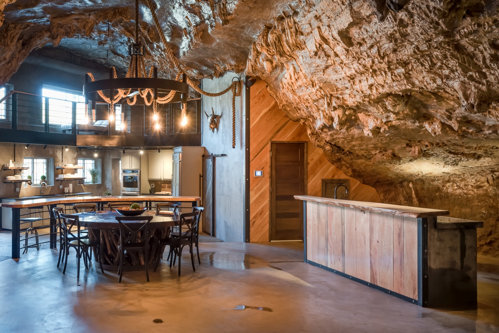 Beckham Creek Cave Lodge  The worlds most luxurious cave