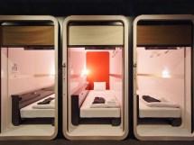 Cabin Tsukiji - Japanese Style Pod Hotel