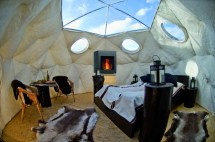 Geodesic Dome Home Tiny House