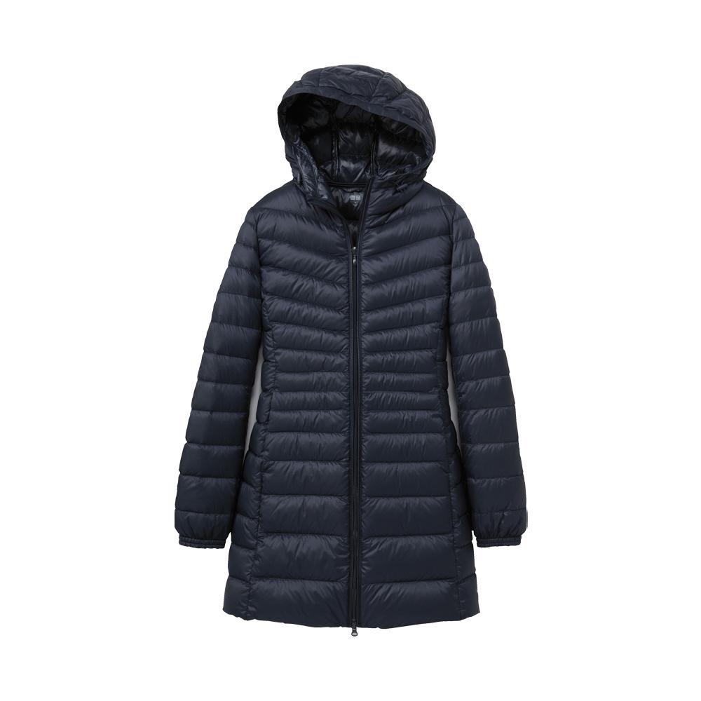 女裝特級極輕羽絨大衣 - UNIQLO網路商店