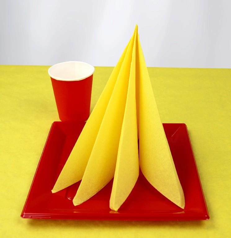 serviette en papier pour decoration de