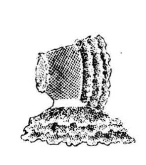 Free Antique Baby Bonnet Knitting Pattern