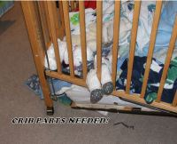 Baby Crib Parts - Crib Hardware and Replacement Parts ...