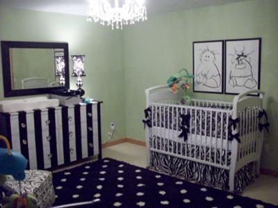 baby room decor nursery