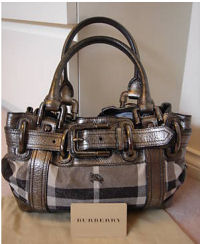 burberry diaper bags