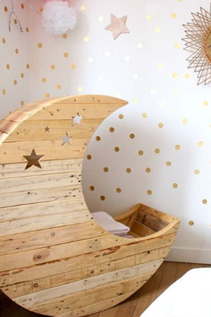 Baby Moon And Stars Nursery Ideas Diy Crafts And Decor