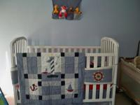 Home Design  Nautical Baby Room Decor
