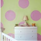 Bedroom stencils
