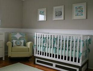 beadboard chair rail antique styles diy wainscoting nursery ideas photos of and