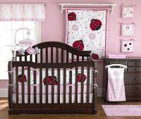 Ladybug Baby Nursery Theme