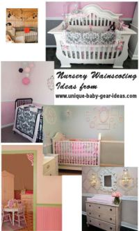 DIY Wainscoting Nursery Ideas Photos of Nursery ...
