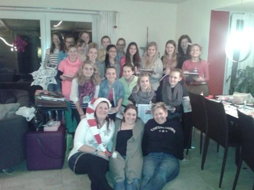2013 Weihnachtsfeier Juniors 01