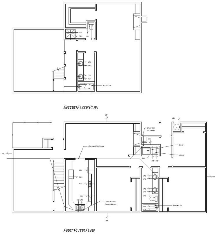 Basic Home Plumbing Diagram, Basic, Get Free Image About