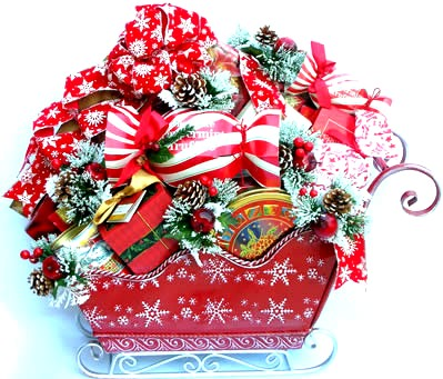 Unique Christmas Gift Baskets Christmas Food Gift Baskets
