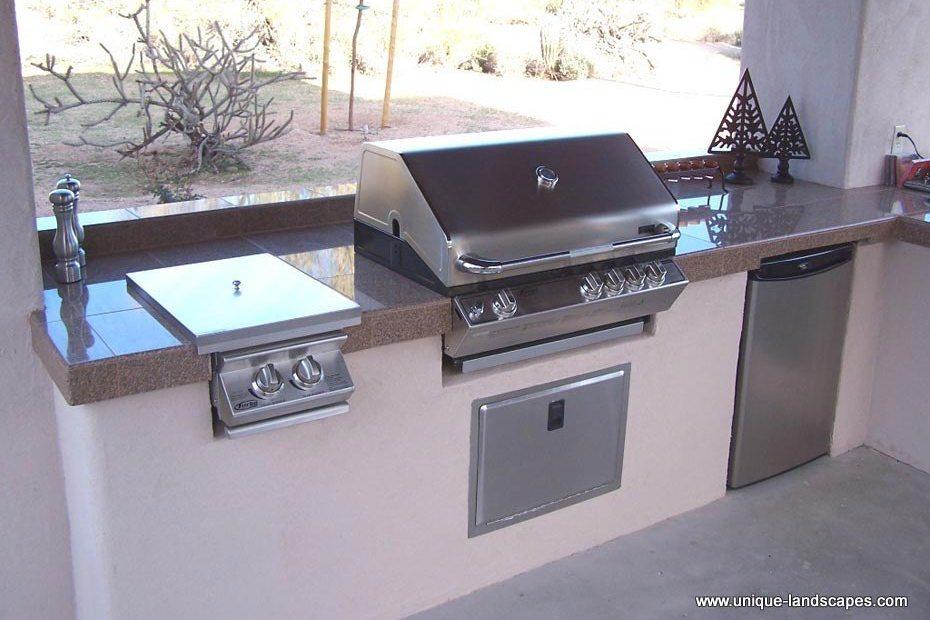 Unique Outdoor Kitchens