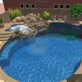 There is true arizona backyard landscaping pictures 36dd bikini