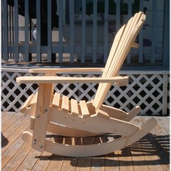 Wood Lawn Chair What Is The Best Height For A Rail Roundback Adirondack Rocking Chair,rocker,rocking Chair,rocking Roundback,tamarack Outdoor ...