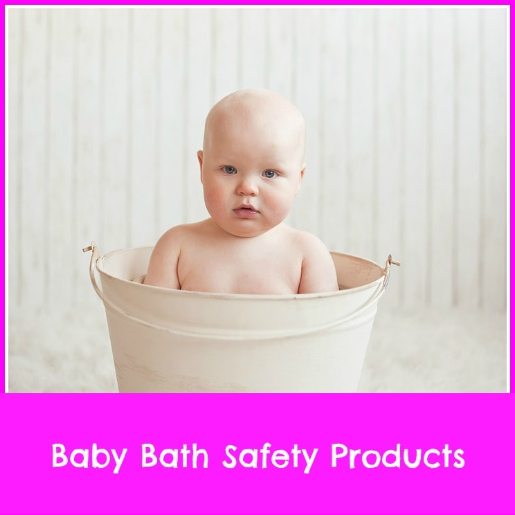 baby bath safety products
