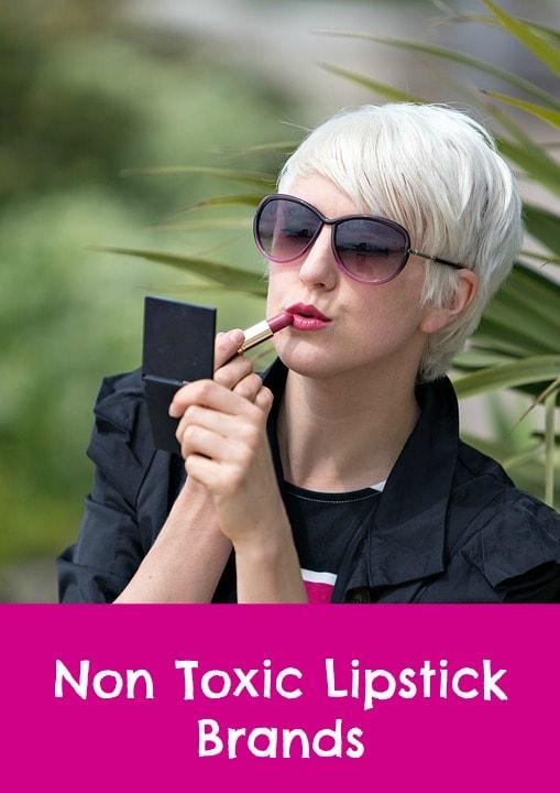non toxic lipstick brands