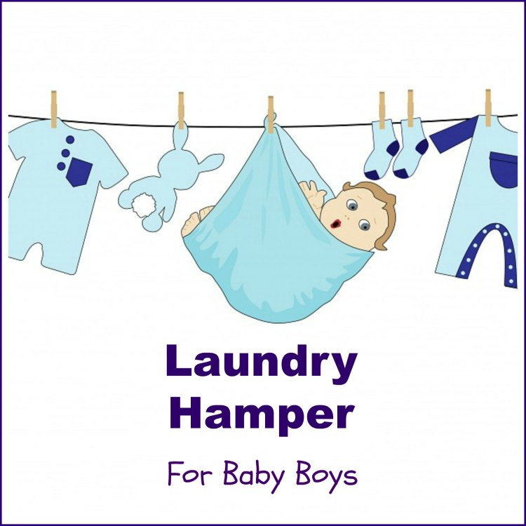 laundry hamper for boys