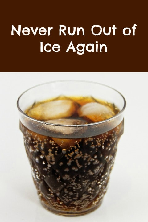 small home ice machines