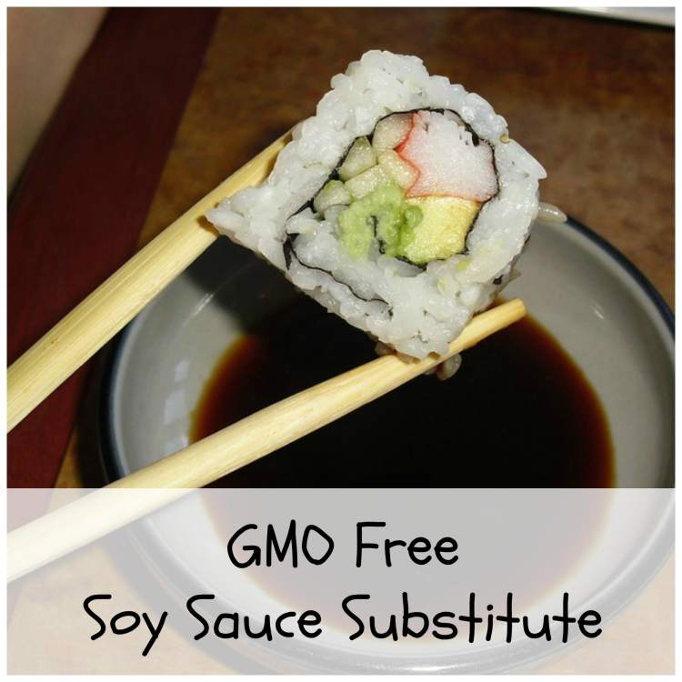 Bragg soy sauce substitute