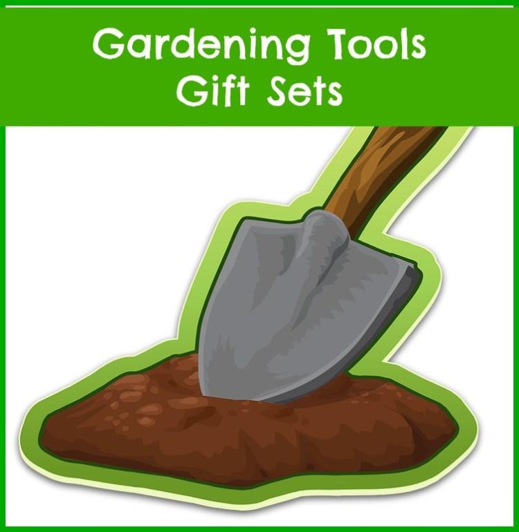 gardening tools gift sets