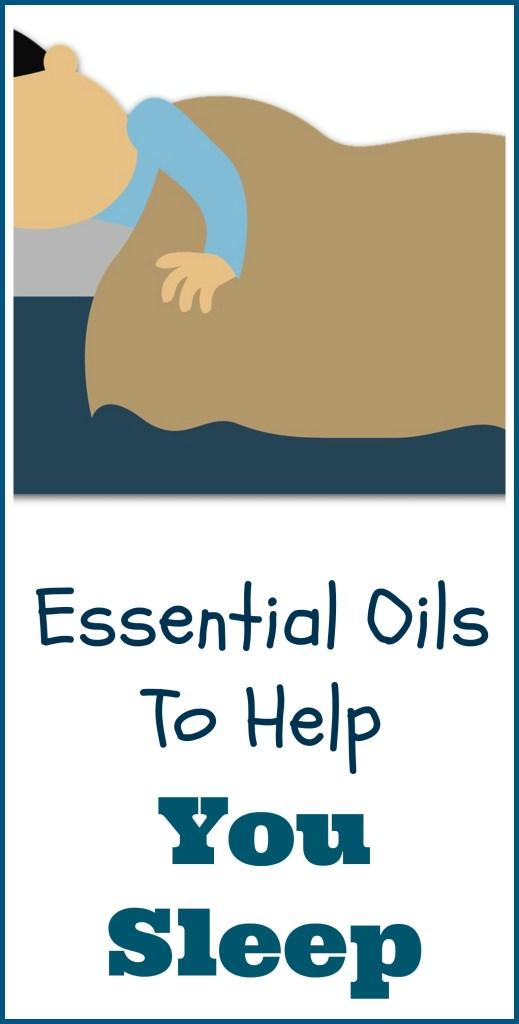 aromatherapy oils to help sleep