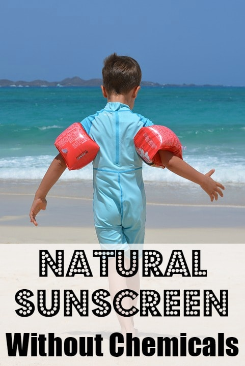 all natural sunscreens without chemicals
