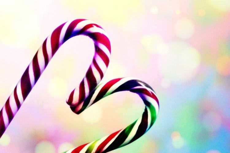 organic gluten free candy canes