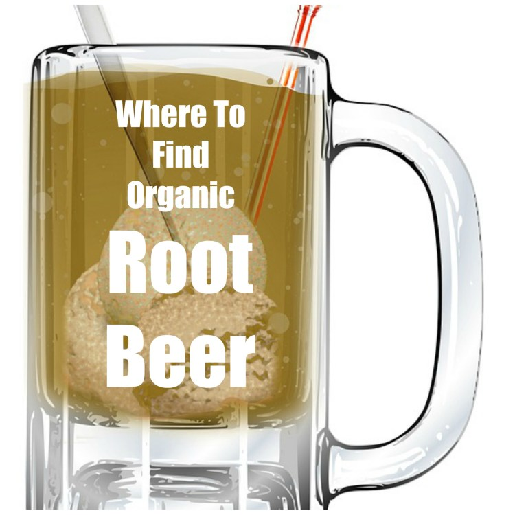 Where to find organic root beer