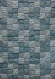 Cotton Candy for Boys baby quilts