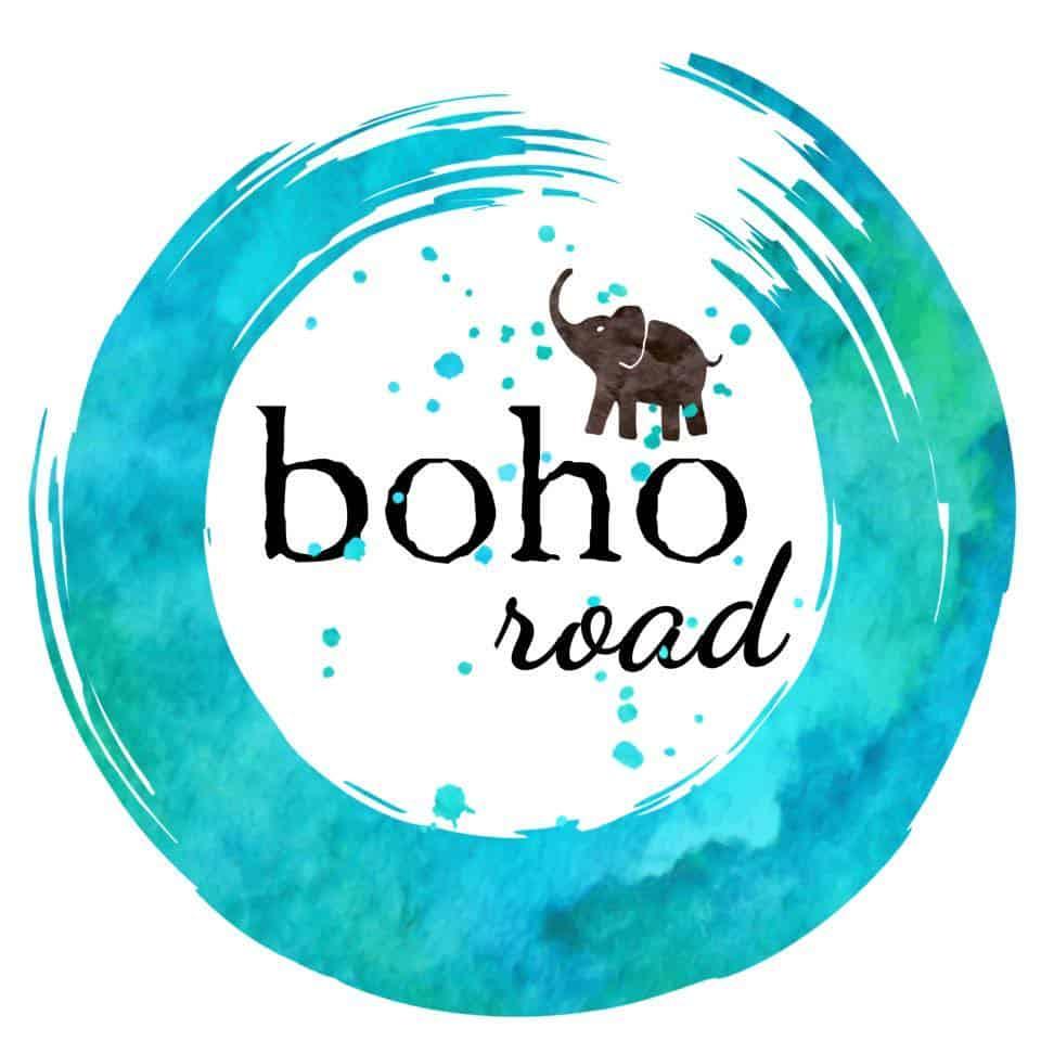 logo boho road
